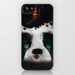 Dog ( Capalau) iPhone Case