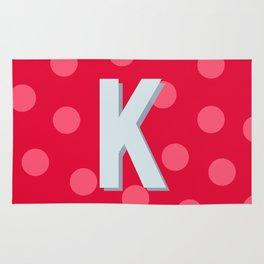 K is for Kindness Rug