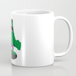 cry hulky Coffee Mug