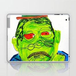 Green Meanie Laptop & iPad Skin