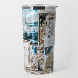 Greek ads. Travel Mug