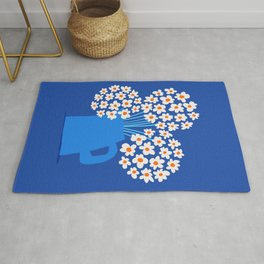 Abstraction_FLORAL_Blossom_001 Rug