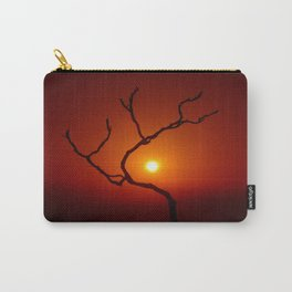 Evening Branch II Carry-All Pouch