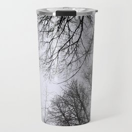 Winter Treetops Travel Mug