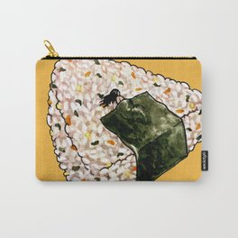 Onigiri Snooze Carry-All Pouch