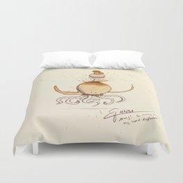 #coffeemonsters 491 Duvet Cover