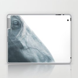 Horse head - fine art print n° 2, nature love, animal lovers, wall decoration, interior design, home Laptop & iPad Skin