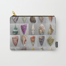 Agate Montage Carry-All Pouch
