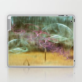 Laundry Line in Abstract Laptop & iPad Skin