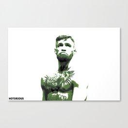 McGregor Canvas Print
