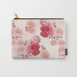 Floral Rage Carry-All Pouch