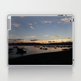 Kaikoura sunset Laptop & iPad Skin