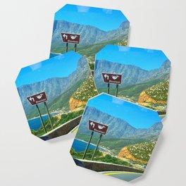 Blousteen Coaster