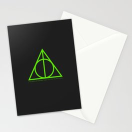 Up to No Good, the Dark Stationery Cards