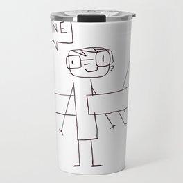 Just fine Travel Mug