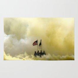 US Army Graduation - Panoramic Rug