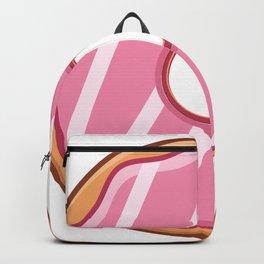 Heavenly Strawberry Doughnut / Donut Backpack
