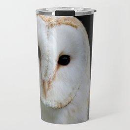 Barn Owl Travel Mug