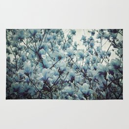 Magnolia Blues Rug