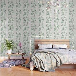Eucalyptus Branches II Wallpaper