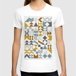Mid West Geometric 05 T-shirt