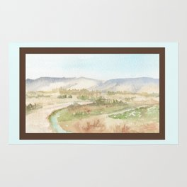The Golan Heights - WC150615-12b Rug