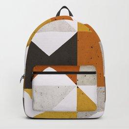 Mid Century Geometric 21 Backpack