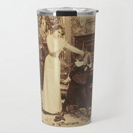 Victorian Stereogram Travel Mug