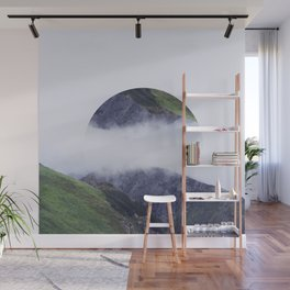 I found you dreaming. Wall Mural