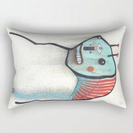 Dogshrimp Rectangular Pillow
