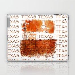 West Texas Windmill Laptop & iPad Skin