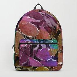 Behind Leaves #society6 #decor #buyart Backpack