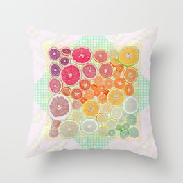 1493 Throw Pillow