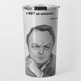 Hitchens Travel Mug