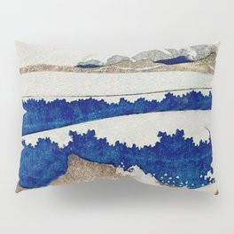 The Coast Searching Pillow Sham