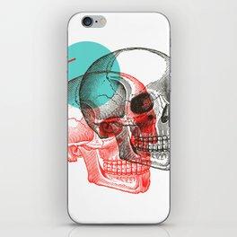 Twinskulls iPhone Skin