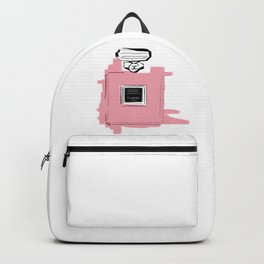Pink perfume #6 Backpack