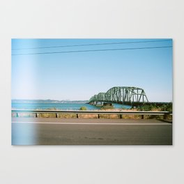 North West Canvas Print