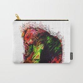Timorous Orangutan Carry-All Pouch
