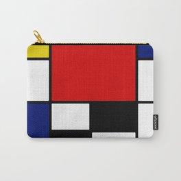 Piet Mondrian Carry-All Pouch