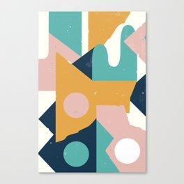 Sweet Shop Canvas Print