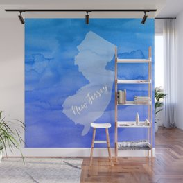 Sweet Home New Jersey Wall Mural