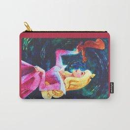 Princess Aurora Van Gogh Carry-All Pouch