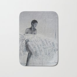 Dancer 7 Bath Mat