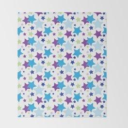 Stars Throw Blanket