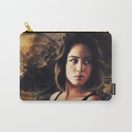 Daisy Johnson. Agent of SHIELD Carry-All Pouch