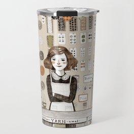 The Notions Shop Travel Mug