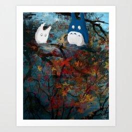 Tootooroo Art Print