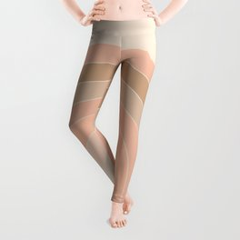 Soft Light Corner Bow Leggings