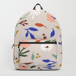 Tulum Floral Backpack